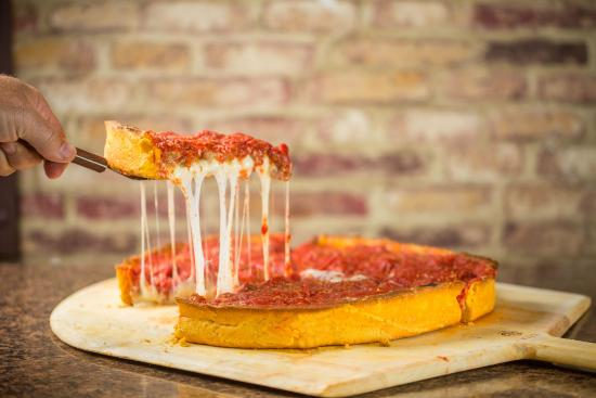 Deep Dish Pizza Day Beggars Pizza