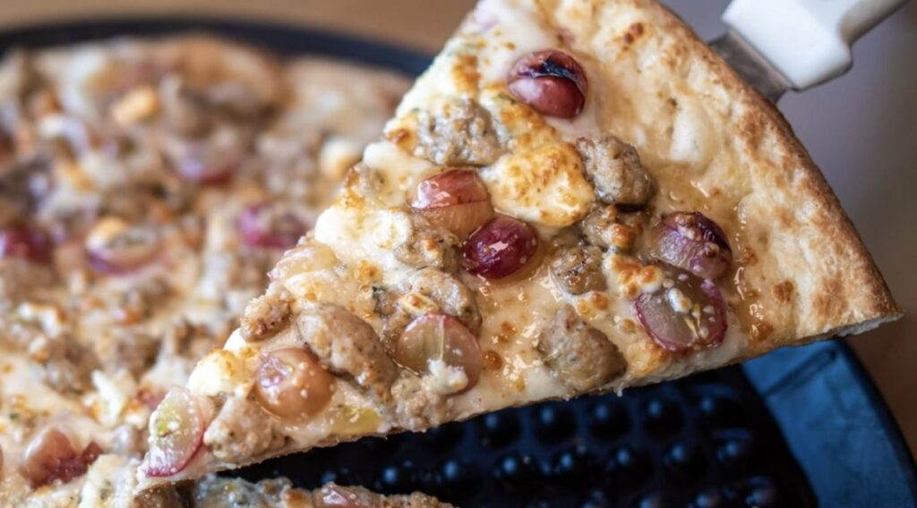 Noble Roman's Craft Pizza & Pub National Sausage Pizza Day Special