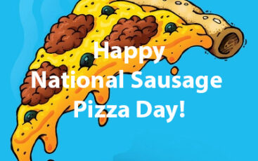 National Sausage Pizza Day Deals and Coupons 2021